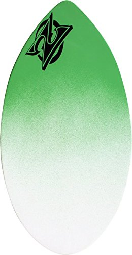 Zap Lazer Mini Skimboard - 35.5x18.75 Assorted Green