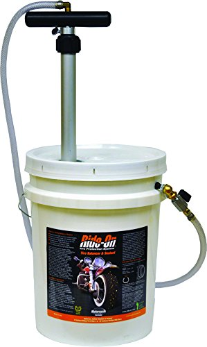 RIDE-ON M/C TIRE SEALANT 5 GAL by Ride-On (Image #1)