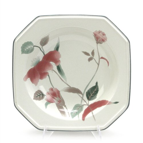 Silk Flowers by Mikasa, China Rim Soup Bowl ()