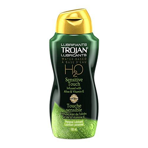 trojan-h2o-sensitive-lubricants