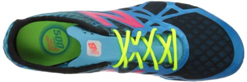 New Balance Men's MMD500 Spike Track Shoe Black/Blue buy cheap prices pre order cz9UXpS