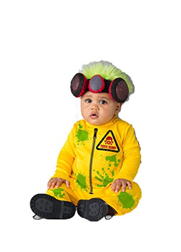 Fun World Costumes Little Boys' Toddlers Toxic Waste Hazmat Suit]()