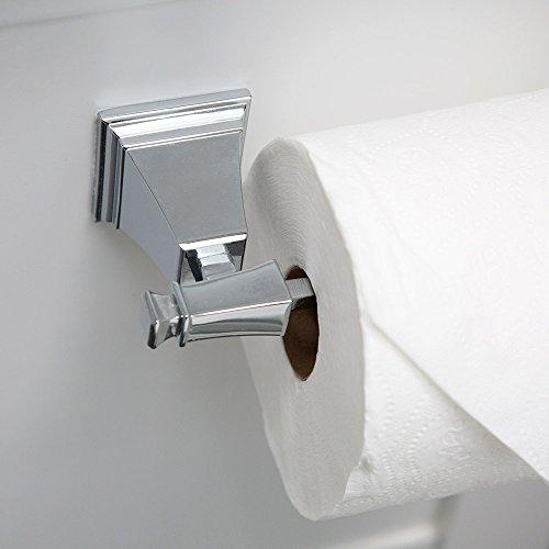 Speakman SA-1305 Rainier Bathroom Square Toilet Paper Holder, Polished Chrome by Speakman (Image #4)