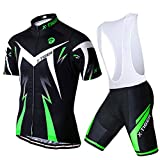 Red Men's Cycling Clothing