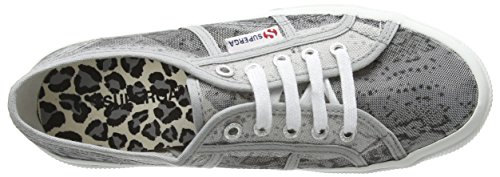 Silver Silver Superga Size US 5 10 Snake UY6qwxd0