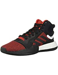 Men's Marquee Boost Low, Active red/Black/aero Blue, 12 M US