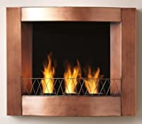 Aidan Wall mount Fireplace