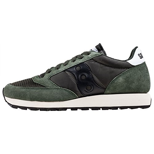 Saucony Black Baskets Original Vert 8 Vintage Homme white 810 green Jazz black Bqw7rHxB