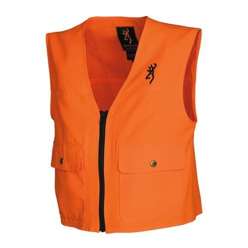 Browning Junior Safety Vest - Blaze Orange