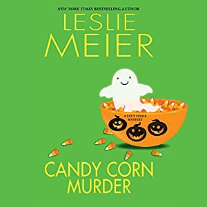 Candy Corn Murder Audiobook