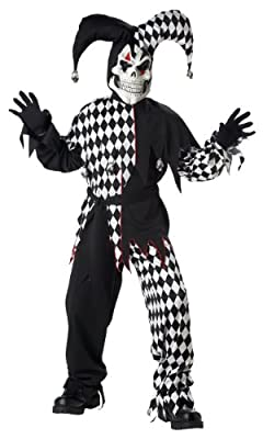 California Costumes Toys Evil Jester Large from California Costumes
