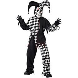 California Costumes Childrens Toys Evil Jester, Large