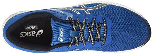 Asics Fuzex Lyte 2, Zapatos para Correr para Hombre Azul (Thunder Blue/black/white)