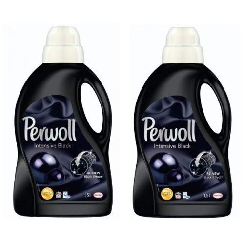 Perwoll for Black & Darks (Formally Black Magic) 1.5L, Pack of 2