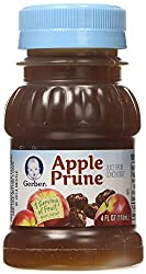 Gerber Juice - Apple Prune - 4 fl oz - 8 pack
