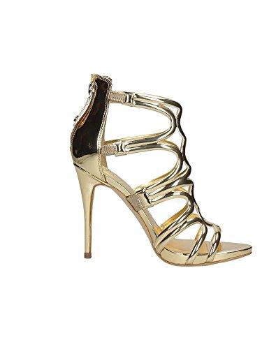 Sandaler Gætte Lel03 Flte22 Kvinde Guld gZxYP