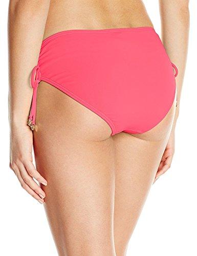Women's Alex Adjustable Side Tie Bikini Bottom WatermelonX-Large (Nookie Bikini)