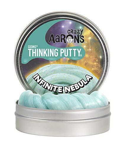 - Crazy Aaron's Thinking Putty, 3.2 Ounce, Cosmic Infinite Nebula