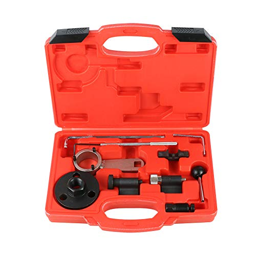 (BELEY Diesel Engine Camshaft Locking Alignment Timing Tool Engine Timing Chain Service Set for VW Audi A1 A3 A4 A5 A6 TT Q3 Q5 VAG 1.6 2.0L TDI)