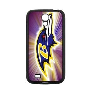 Custom Baltimore Ravens NFL Back Cover Case for SamSung Galaxy S4 I9500 JNS4-636