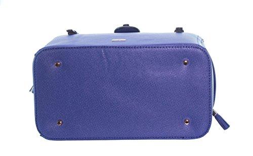 Tasca X 06 Organizzatore Borsa Blu Rimovibile Di A 29 26 15 Maris Con E 16 Mano Tracolla Staccabile Stmb601 P L Pelle Donna Stella 5 PHtwI