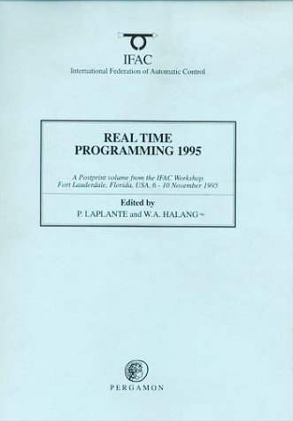 Real Time Programming 1995 (IFAC Proceedings Volumes)