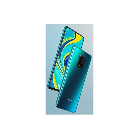 "Xiaomi Redmi Note 9S (128GB, 6GB) 6.67"", 4K Camera, 18W Fast Charge, 5020mAh Battery, Dual SIM GSM Unlocked 4G LTE (T-Mobile, AT&T, Metro, Cricket) International Model (Grey, 128GB SD + Case Bundle) 41QE610zruL. SS555"