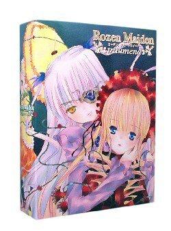Rozen Maiden Traumend 1 First Limited Edition Dvd