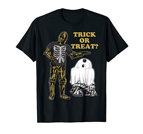 Star Wars Droids Trick or Treat Costumes Graphic T-Shirt]()