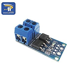 60v Dual-mos Hot Active Components High-power Mos Fet Trigger Drive Switch Module Pwm Adjust Control Dc 4v Integrated Circuits