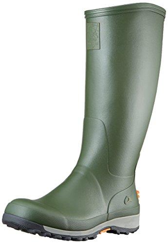 Viking Unisex-Erwachsene Fauna Gummistiefel Grün (Green 4)