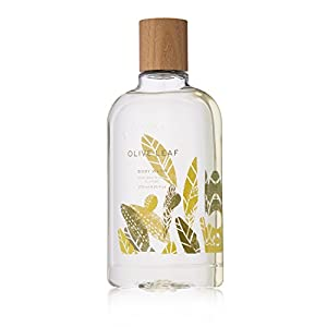 Thymes - Olive Leaf Body Wash - Hydrating Shower Gel with Natural Olive Oil - 9.25 oz