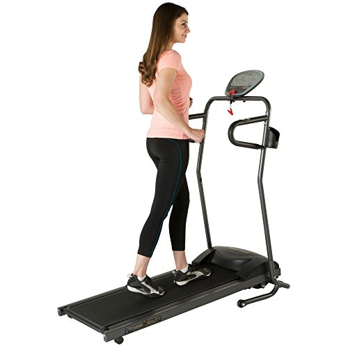 Fitness Reality Tre5000 Compact Folding Electric Treadmil...