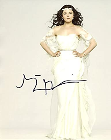 Ginnifer Goodwin Once Upon A Time In Person Autographed Photo At