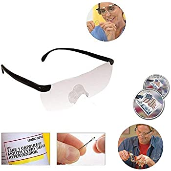 c7d0cd04524 Amazon.com  Big Vision Magnifying Glasses As Seen On TV Everything ...