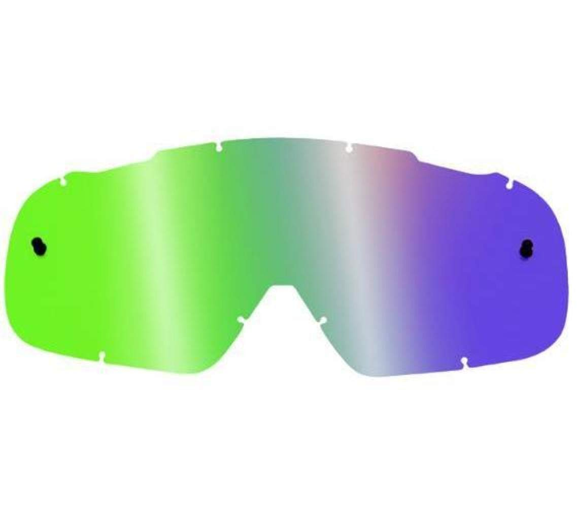 Fox Racing Youth Air Space Replacement Goggle Lens-Green Spark