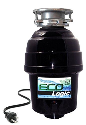 En El9 Replacement (Eco Logic EL-9-3B 9 Deluxe Food Waste Disposer)