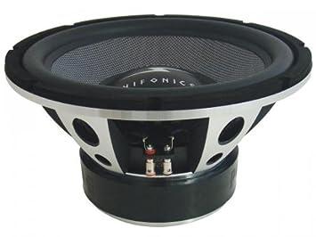 Hifonics ASX 15 Car Loudspeaker: Amazon co uk: Hi-Fi & Speakers