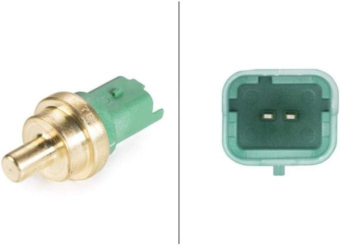 12V HELLA 6PT 009 309-241 Sensor atornillado temperatura del refrigerante