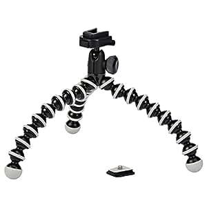 Joby Gorillapod Hybrid - Trípode deformable especial para cámaras con objetivo intercambiable, gris