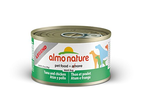 Almo Nature 1901 Legend Dog Tuna And Chicken Pet...