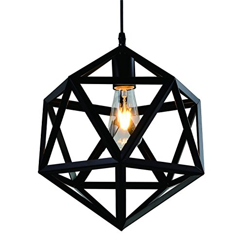 Antique Wrought Iron Pendant Lighting in US - 7