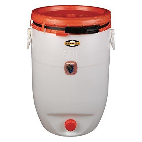 Speidel Plastic Fermenter - 60L (15.9 gal) by Speidel