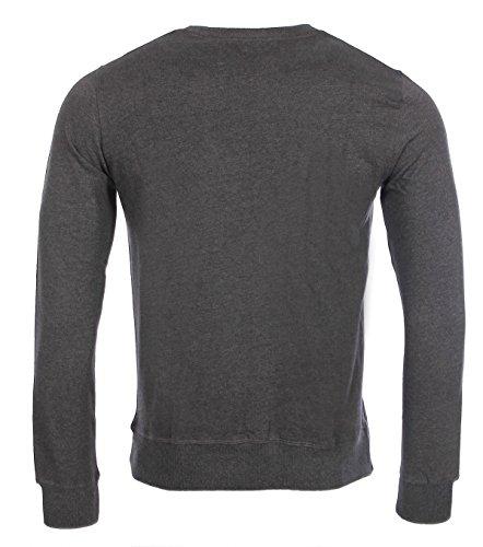 Kaporal homme - Sweatshirt Noir Kaporal Maclo - Taille vêtements - XL