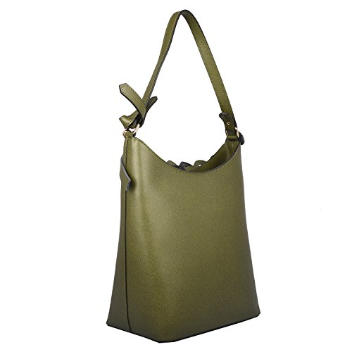 Borsa In Shopper Conti Tuscany Vera PelleTuby Of Verde 29IWDEHY