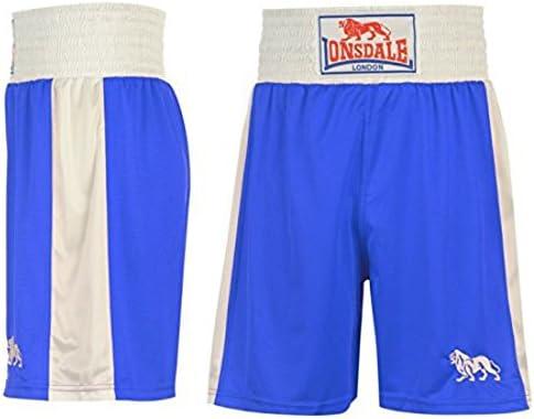 ボクシングパンツ トレーニングパンツ メンズ ハーフパンツ プラクティスウェア Lonsdale Mens Box Short Mens
