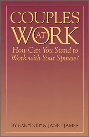 Couples at work how can you stand to work with your spouse