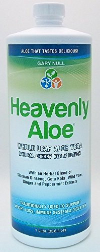 Heavenly Aloe - Heavenly Aloe - Cherry Berry Gary Null 1Liter Liquid