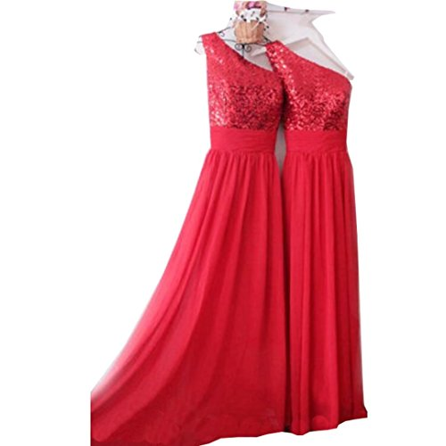 issa red long dress - 9