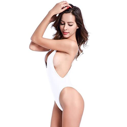 a85273996440 SHEKINI Mujeres Tanga Bañador Trajes de una pieza Brasileño Bikini Traje de  baño